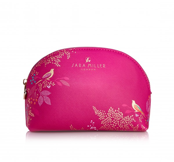 Small Cosmetic Bag, Sara Miller-pink