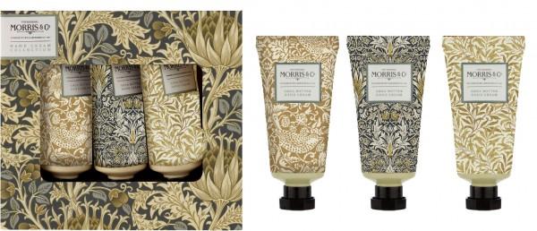 Hand Cream Collection 3 x 30ml, Morris & Co. Cardamom