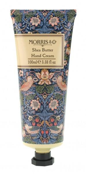 Hand Cream 100ml, Morris & Co. Strawberry Thief