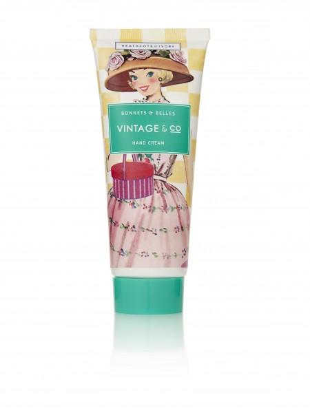 Hand Cream in 100ml, VINTAGE Bonnets & Belles