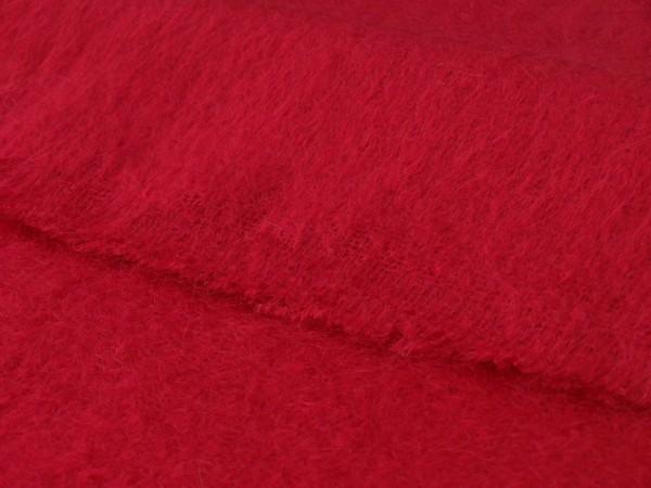 Mohair-Decke, Berry Red 135 x 180 cm