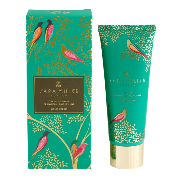 SARA MILLER CHELSEA, Hand Cream 75ml (Green)