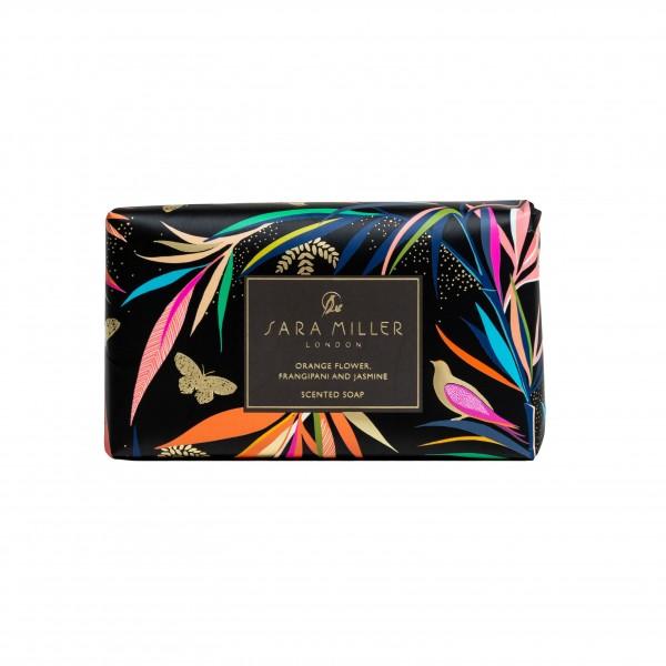 SARA MILLER, 240g Scented Soap (black) Bamboo -zur Zeit ausverkauft-