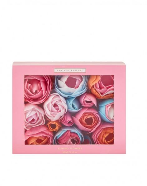 PINKS & PEAR BLOSSOM, Bathing Flowers 85g