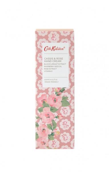 CK FRESTON CASSIS & ROSE, Hand Cream 100ml