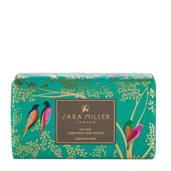 SARA MILLER CHELSEA, Scented Soap 240g (Green)
