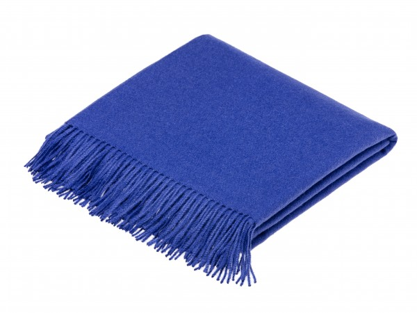 Alpaca-Decke, Midnight Blue 130 x 200 cm