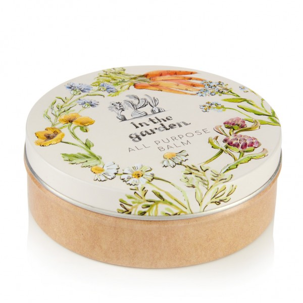 IN THE GARDEN, All Purpose Balm Tin 80g