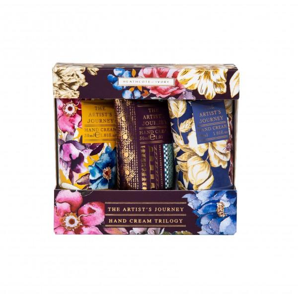 Hand Cream Triologie 3x30ml, The Artist Journey -ausverkauft-