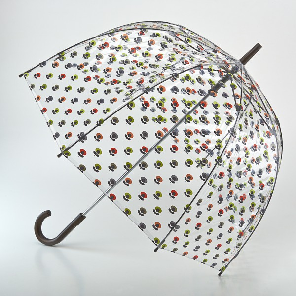 Birdcage-2, Orla Kiely-Mini Multi Flower Oval