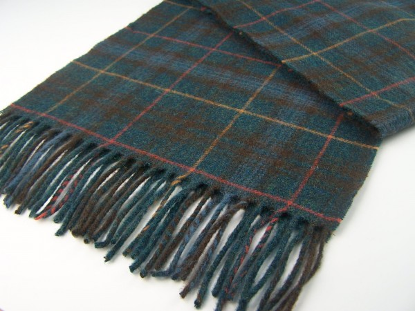 Kniedecke - Tartan Knee Rugs, Antique Hunting Stewart, 140 x 90 cm