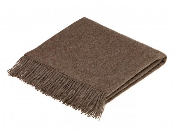 Alpaca-Decke, Chocolate 130 x 200 cm