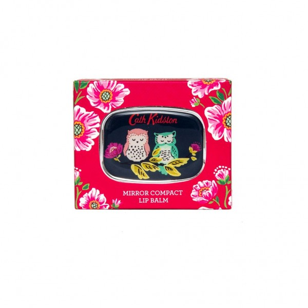 Compact Mirror Lip Balm 6g, Magical Woodland