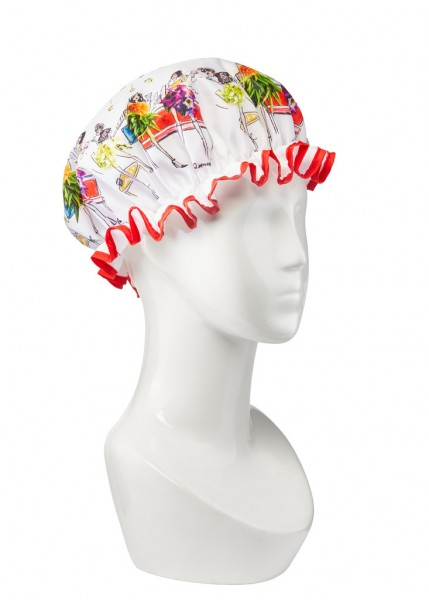 MEREDITH WING, Shower Cap