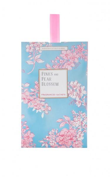 PINKS & PEAR BLOSSOM, Fragranced Sachet