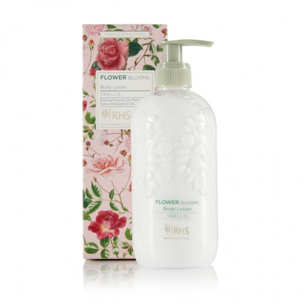 Body Lotion 300ml, RHS Trellis