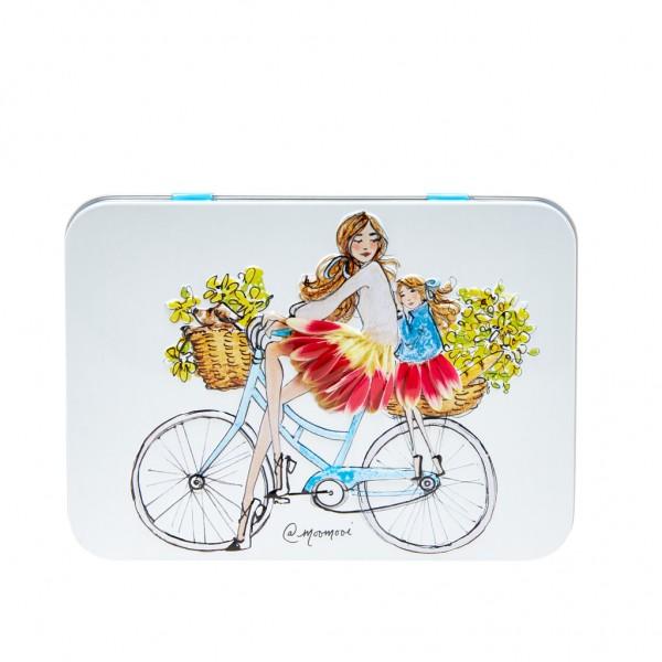 MW SOMEFLOWERGIRLS, Me & Mini Hand Cream Set in Tin -ausverkauft-