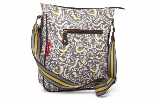 Crossbody Bag, DOVES GREY