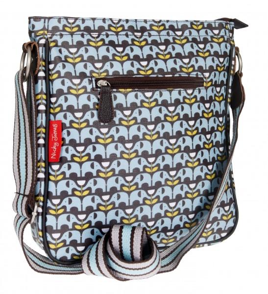 Crossbody Bag, ELEPHANTS