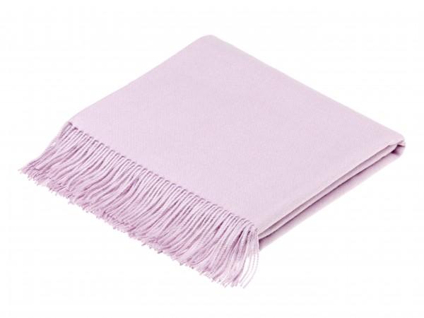 Alpaca-Decke, Dusty Pink 130 x 200 cm