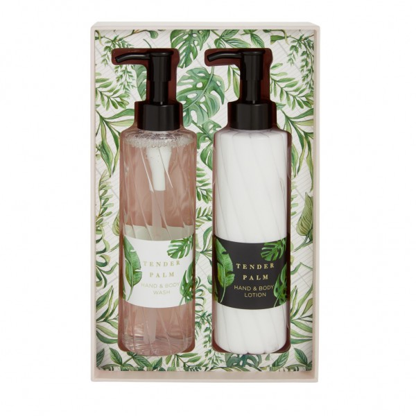 Duo Gift Set Body Lotion & Body Wash, RHS Tender Balm