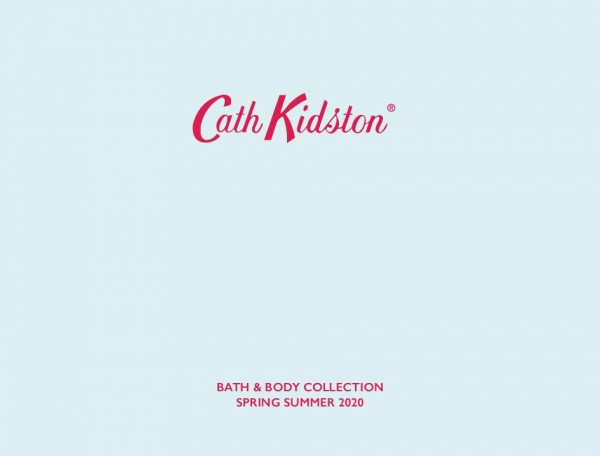 Hauptkatalog Cath Kidston Spring-Summer 2020