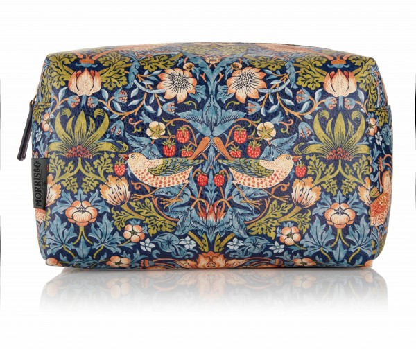 Large Wash Bag, Morris & Co.Strawberry Thief