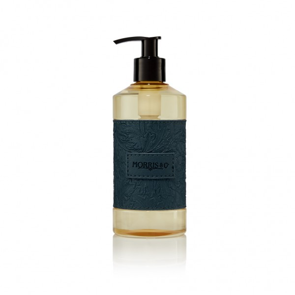 Hand Wash 300ml, Morris & Co.Sea Salt & Waterlily (teal)