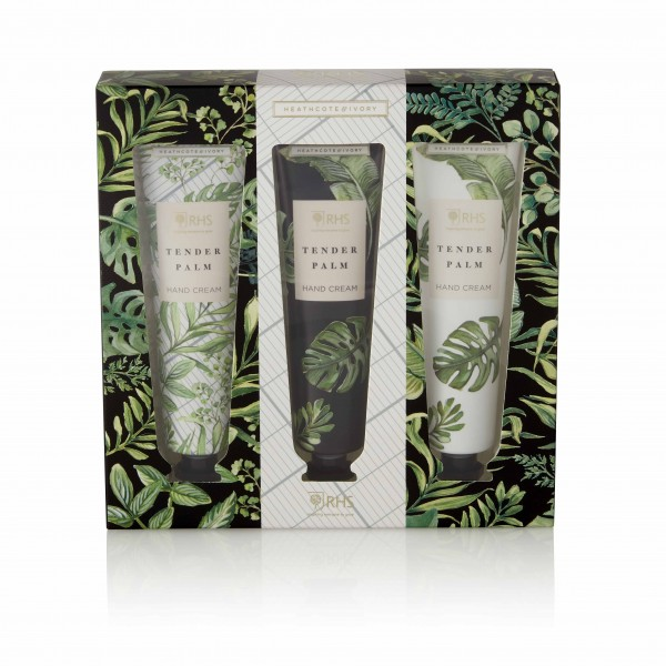Hand Creams 3x30ml, RHS Tender Balm