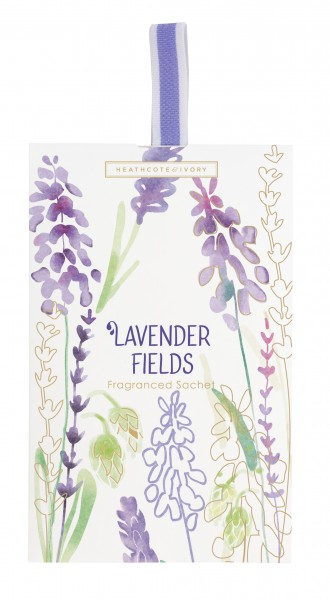 Scented Sachet, Lavender Fields