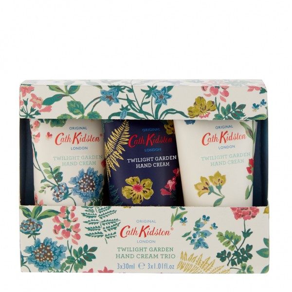 CK TWILIGHT GARDEN, Hand Cream Trio (3 x 30ml)