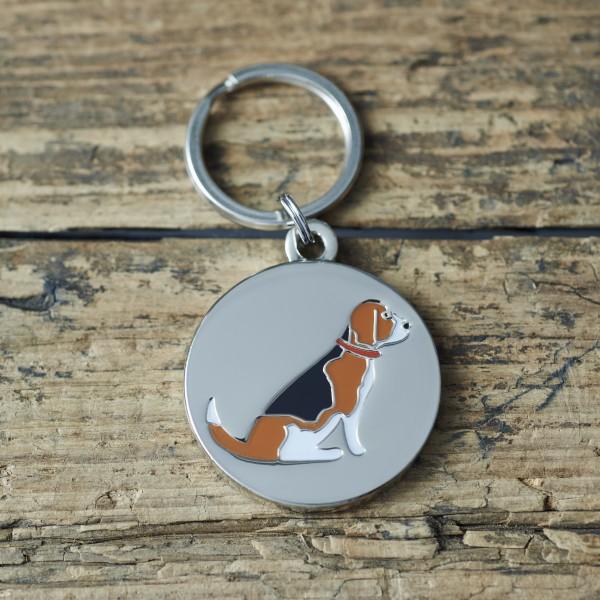Halsband-Anhänger/Dog Tags - verschiedene Designs