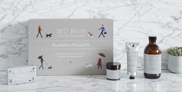 Dog Walkers - Geschenkset 4 teilig