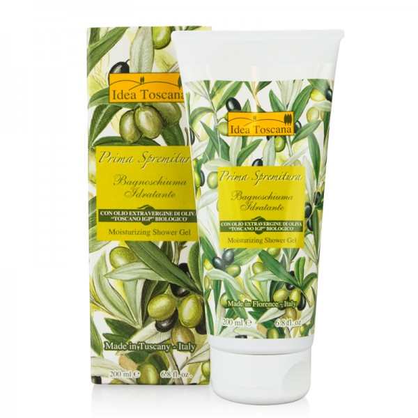 PRIMA SPREMITURA, Shower Gel tube 200ml