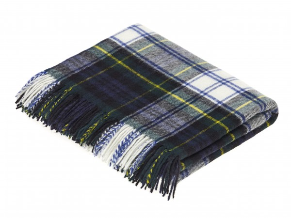 Merino-Decke - TARTAN Dress Gordon, 140 x 185 cm