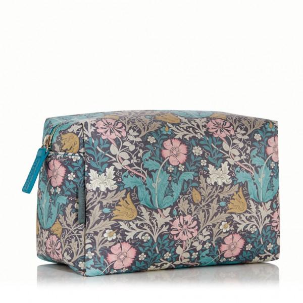 MORRIS & CO. PINK CLAY & HONEYSUCKLE, Large Wash Bag