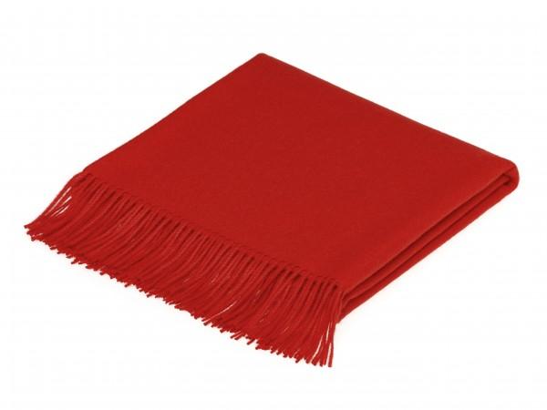 Alpaca-Decke, Red 130 x 200 cm