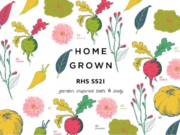 RHS Home Grown Spring 2021