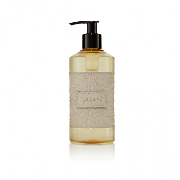Hand Wash 300ml, Morris & Co. Tuberose & Honeysuckle (grey)