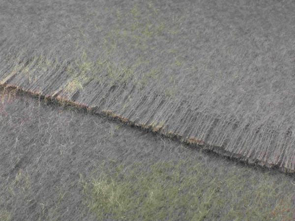 Mohair-Decke, Seal Green 135 x 180 cm