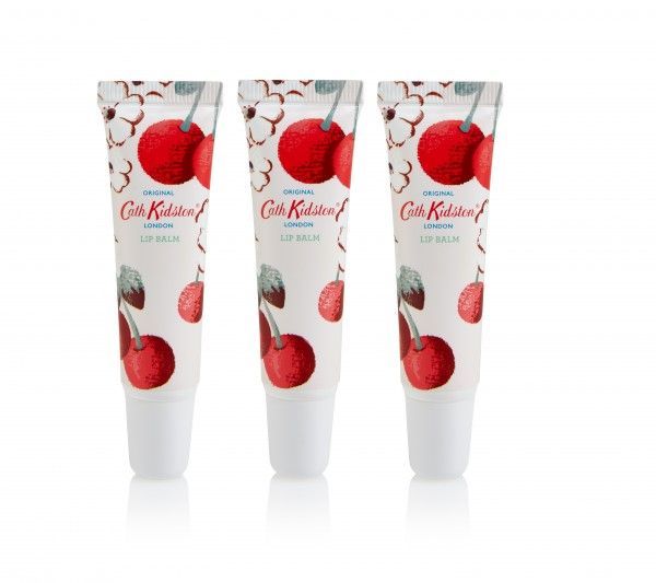 Lip Balm Trio (3x15g), Mini Cherry Sprig