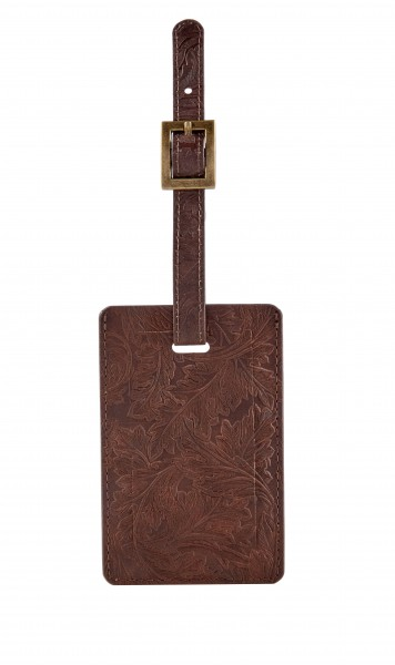 Luggage Tag, Morris & Co. GENTLEMAN