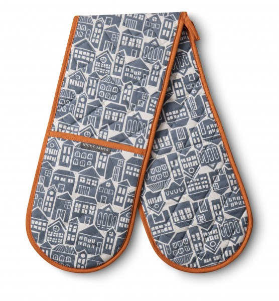 DOUBLE OVEN GLOVE, About Town
